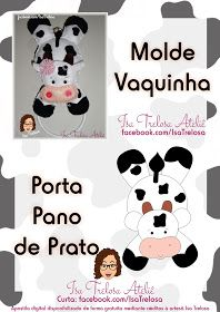 1 million+ Stunning Free Images to Use Anywhere Animal Sewing Patterns, Felt Patterns, Felt Crafts, Diy And Crafts, Cow Craft, Felt Name, Farm Quilt, Cow Pattern, Felt Books