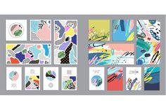 HUGE graphic set by Lera Efremova on @creativemarket