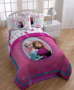 Frozen Bed Sheets & Frozen Towels | WebNuggetz.com | Bedroom Decor ...