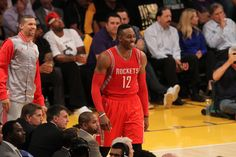 The Houston Rockets got Dwight Howard back from a knee injury in their win over the New Orleans Pelicans on Wednesday. While Howard only put up four points and seven rebounds in about 16 minutes …