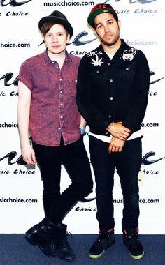 Pete & Patrick