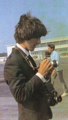 George Harrison, the quiet Beatle. Bug Boy, The Ed Sullivan Show, The Quiet Ones, Star Wars, The Fab Four, Ringo Starr, George Harrison, Lady And Gentlemen, Paul Mccartney