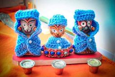 Bhagwan Jagannath in winter wear with Satyabhama and Balram Krishna Sudama, Iskcon Krishna, Cute Krishna, Radha Krishna Images, Lord Krishna Images, Little Krishna, Lord Krishna Hd Wallpaper, Lord Jagannath, Hare