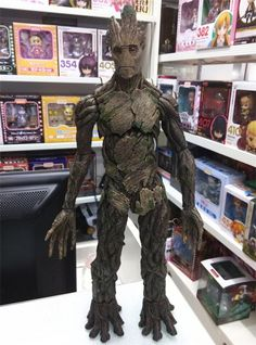 NEW anime figure big size Guardians of the Galaxy action figure collectible model toys brinquedos Anime Figures, Action Figures, Party Suppliers, Figure Photography, Baby Groot, Guardian Angels, Marvel Vs, Guangzhou, Guardians Of The Galaxy