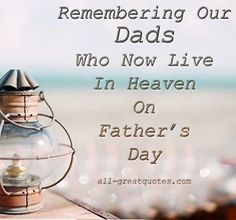 Father's Day in Heaven! I love you Jose!