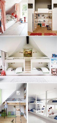 zweite ebene im kinderzimmer ideen f r die kinderzimmer pinterest kinderzimmer. Black Bedroom Furniture Sets. Home Design Ideas
