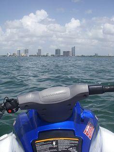 See the Homes of Miami's Wealthy by Jet Ski Cruise Miami, Dubai, Lake Pictures, Jet Skies, Ski Girl, Ocean Wallpaper, Ski Touring, Fake Photo, Miami Beach
