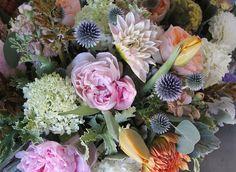 .un ramo de flores para mi boda así de hermoso