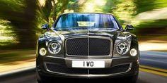 Bentley at Geneva Show