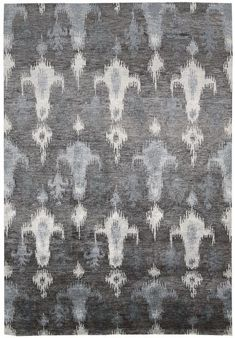 Nourison Silk Shadows SHA09 Grey Area Rug – Incredible Rugs and Decor