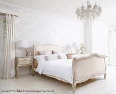 Dreamy Delphine: Peaceful nights with our new French furniture collection  |  French Bedroom Company