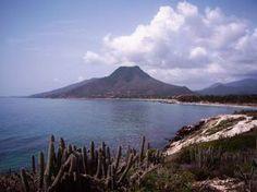 El Tirano y playa parguito