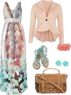 """""""Spring or Summer Business Casual"""" by abcamazing on Polyvore"""