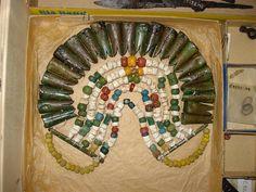 Glass Beads and Pendants, Gotland, Sweden. Fornsalen/Gotlands Museum, Visby.