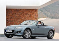 2011 Mazda MX-5 Roadster Kaminari (NC2)
