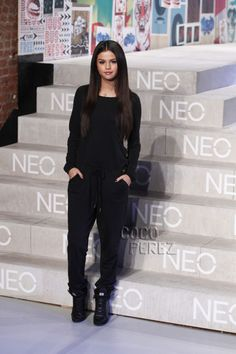 See What Selena Gomez Wore To Present Her Adidas NEO Line At New York Fashion Week!