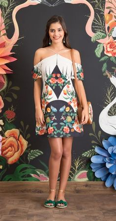 Vestido Mexerica