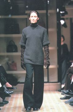 Hermès by Martin Margiela, F/W 1998 (he was their creative director from 1997–2003).