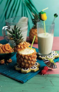 Totally Tropical Piña Colada Recipe  Made Peachy