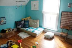 montessori child's room