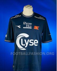 Viking FK 2013 Diadora Home Jersey