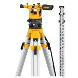 DEWALT DW092PK 20X Transit Level Package with Tripod, Rod, and Carrying Case - http://www.manila-mega.com/dewalt-dw092pk-20x-transit-level-package-with-tripod-rod-and-carrying-case/