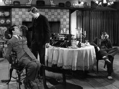 """Arsenic and Old Lace"" by Frank Capra (1944) - Cary Grant, Raymond Massey, Peter Lorre"