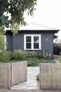 Outdoor Landscaping, Front Yard Landscaping, Outdoor Decor, Landscaping Design, Yard Design, Fence Design, Sustainable Building Design, Australian Native Garden, Coastal Gardens