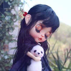 #pennyprecious #blythe #customblythe #doll #k07 #k07doll