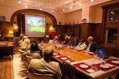 Degustationen argentinischer Premiumweine und begleitender argentinischer Speisen finden regelmäßig statt in der gediegenen Atmosphäre der historischen Villa Klein in Johannisberg im Rheingau.