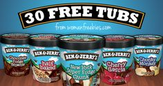I LOVE ice cream at any time of year...especially Ben & Jerry's!  Re-pin and click here to Win 1 of 30 Free Tubs of Ben & Jerry's!  Which flavor would you choose?  http://womanfreebies.com/sweepstakes/womanfreebies-sweepstakes/win-1-of-30-tubs-of-ben-jerrys/?win