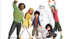 Confira o novo trailer de Operação Big Hero 6, nova animação da Disney >> http://glo.bo/1roWWLi