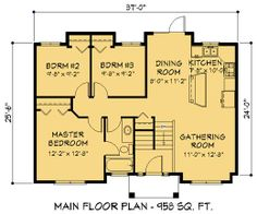Two Bedroom Apartment Floor Plans in addition Container Home as well 8 Unit Apartment Building Plans together with Habitat House Plans besides 374784000217998959. on habitat for humanity 3 bedroom house floor plans