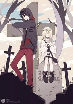 puras imágenes de satsuriku no tenshi (殺戮の天使) y sus personajes # De Todo # amreading # books # wattpad Manga Anime, Film Anime, Fanarts Anime, Manga Art, Anime Characters, Anime Angel, Angel Of Death, I Love Anime, Anime Guys