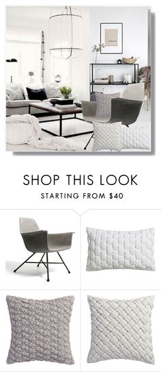 """Minimalist"" by lidia-solymosi ❤ liked on Polyvore featuring interior, interiors, interior design, home, home decor, interior decorating and CB2"