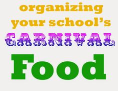 My final post is about food. We used to do all our own food. Which is great, you make a lot of money off your food. Main problem it's illegal to be handing out food without a food permit. Turns out, we don't have hoards of parents clamoring to get a food handler's permit (especially …
