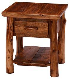 Срубмастер - мебель ручной работы из бревна