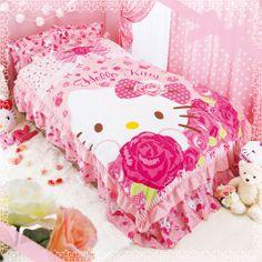 kitty bedroom
