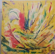 Galben Painting, Art, Art Background, Painting Art, Kunst, Paintings, Performing Arts, Painted Canvas, Drawings