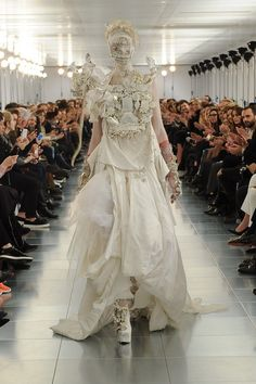 John Galliano for Maison Martin Margiela  Spring Summer 2015 Haute Couture