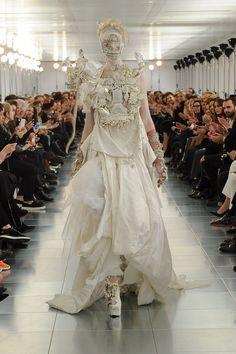 John Galliano for Maison Martin Margiela  Spring Summer 2015 Haute Couture