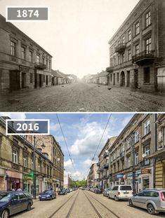 Avant/Après – Ces comparaisons nous dévoilent comment le monde a changé | Ufunk.net