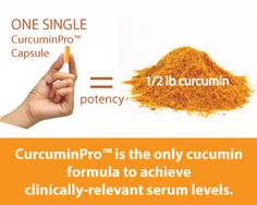 March 16, 2015, Southlake, TX; New Curcumin Product Powered by Protein Curcumin may help symptoms of depression, arthritis, IBS, Alzheimer's, Crohn's disease, lupus, ulcerative colitis, eczema, and athletic and general inflammation. CurcuminPro™ has launched a new curcumin product that is poised to completely change the competitive landscape of the curcumin supplement market. Curcumin is an all-natural product made from the root of the Turmeric plant. The benefits of curcumin..