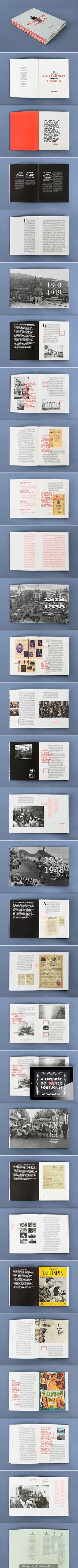 "Interactive printing Book ""O Vimaranense Errante"" - Atelier Martino & Jana"