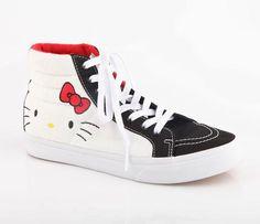 Vans x Hello Kitty Women's SK8-Hi Slim: Plush