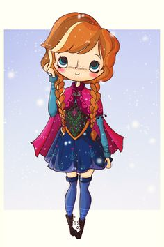 do you want to build a snowman? by agusmp.deviantart.com on @deviantART