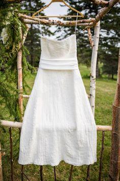 Felted wedding dress | Sija Felt / Veltinis