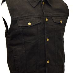black denim Jacket mens