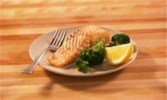 Watch How to Bake Salmon in the Better Homes and Gardens Video?  Healthy eating done the right way.