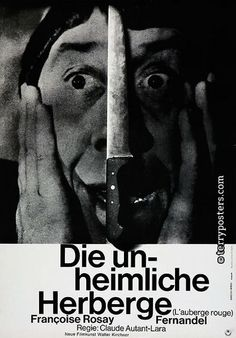 Hans Hillmann - Master of germany posters (Terry posters)